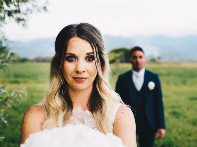 Il matrimonio di Mattia e Cristina a Ameglia, La Spezia 70