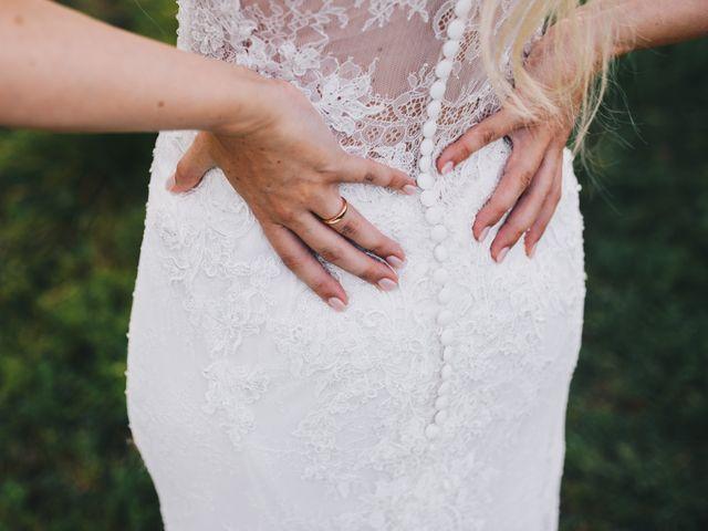 Il matrimonio di Mattia e Cristina a Ameglia, La Spezia 71