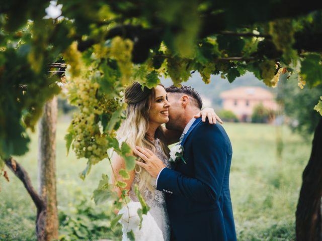 Il matrimonio di Mattia e Cristina a Ameglia, La Spezia 72