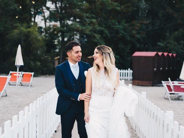 Il matrimonio di Mattia e Cristina a Ameglia, La Spezia 73