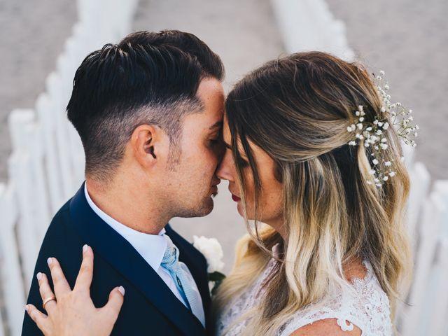 Il matrimonio di Mattia e Cristina a Ameglia, La Spezia 74