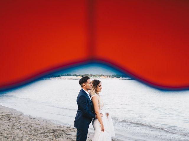 Il matrimonio di Mattia e Cristina a Ameglia, La Spezia 75