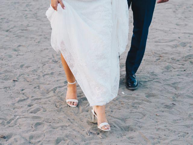 Il matrimonio di Mattia e Cristina a Ameglia, La Spezia 78