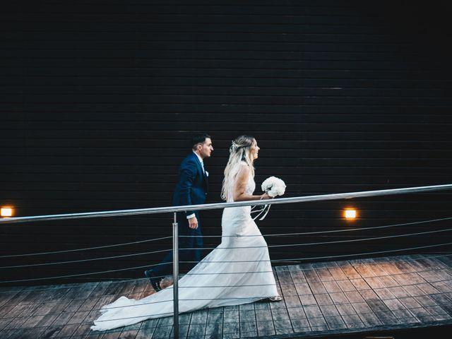 Il matrimonio di Mattia e Cristina a Ameglia, La Spezia 81