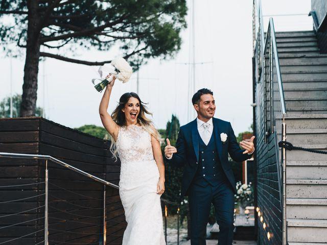 Il matrimonio di Mattia e Cristina a Ameglia, La Spezia 83