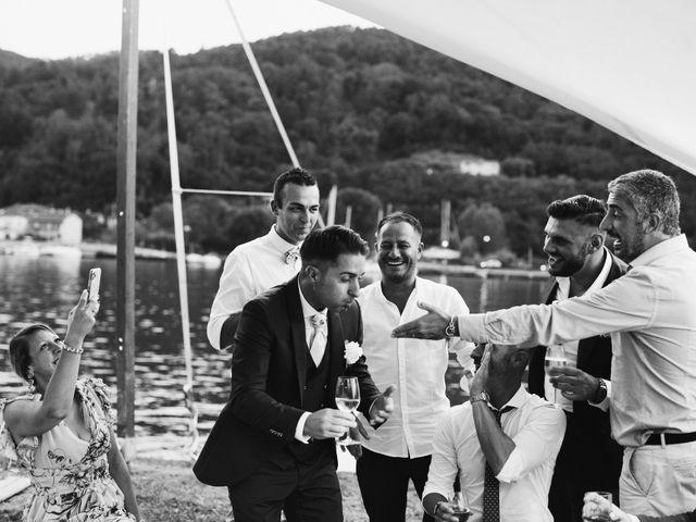 Il matrimonio di Mattia e Cristina a Ameglia, La Spezia 86