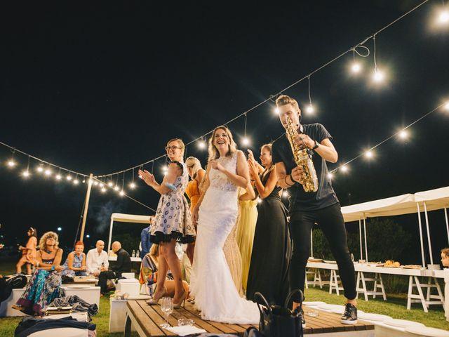 Il matrimonio di Mattia e Cristina a Ameglia, La Spezia 90