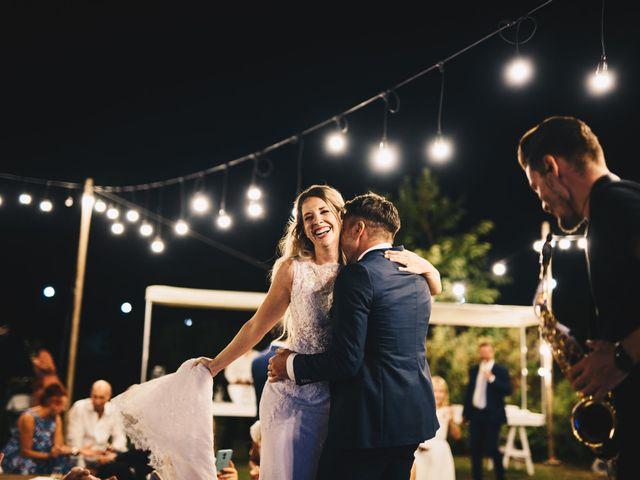 Il matrimonio di Mattia e Cristina a Ameglia, La Spezia 98