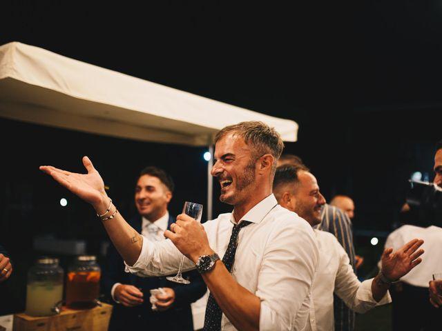 Il matrimonio di Mattia e Cristina a Ameglia, La Spezia 106