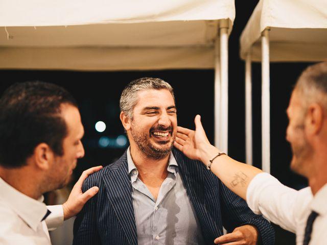 Il matrimonio di Mattia e Cristina a Ameglia, La Spezia 107
