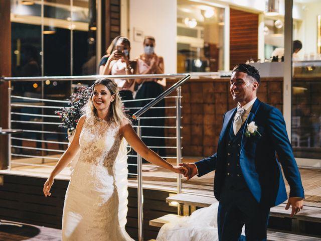 Il matrimonio di Mattia e Cristina a Ameglia, La Spezia 123