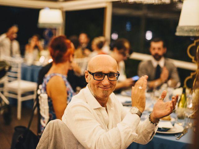 Il matrimonio di Mattia e Cristina a Ameglia, La Spezia 126