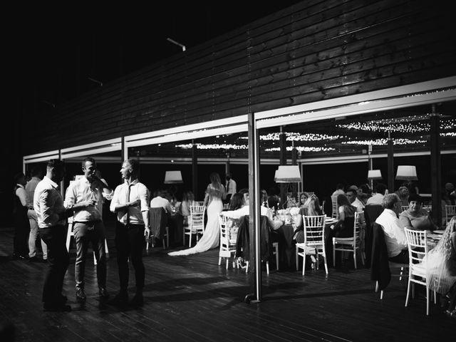 Il matrimonio di Mattia e Cristina a Ameglia, La Spezia 130