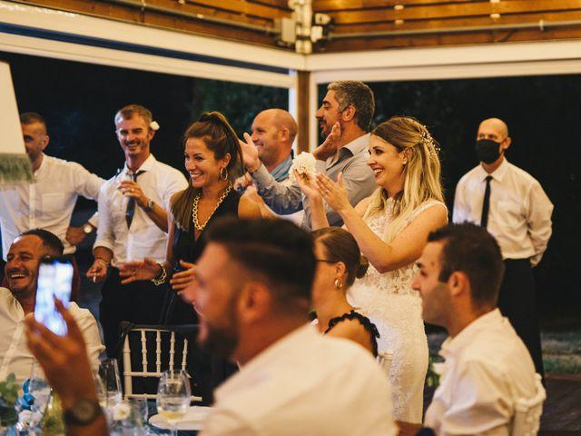 Il matrimonio di Mattia e Cristina a Ameglia, La Spezia 134