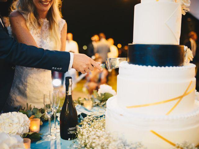 Il matrimonio di Mattia e Cristina a Ameglia, La Spezia 138