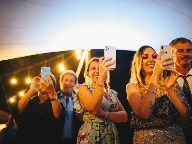 Il matrimonio di Mattia e Cristina a Ameglia, La Spezia 139