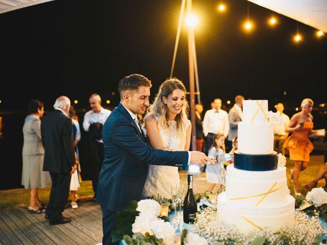 Il matrimonio di Mattia e Cristina a Ameglia, La Spezia 140
