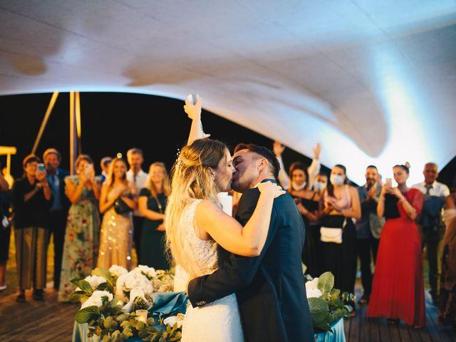 Il matrimonio di Mattia e Cristina a Ameglia, La Spezia 142