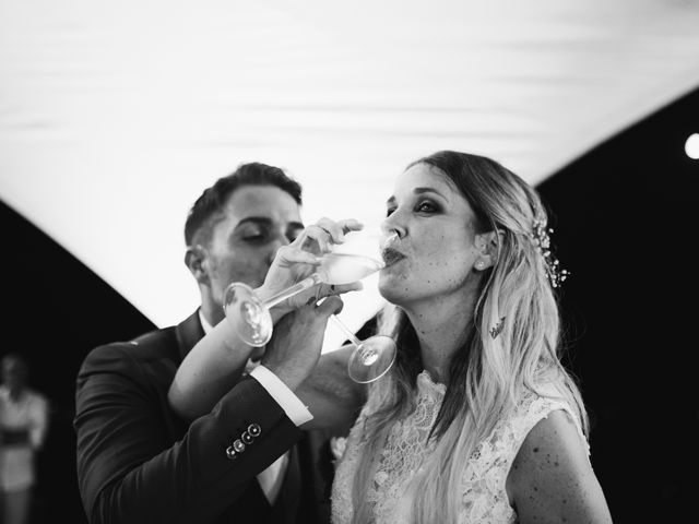 Il matrimonio di Mattia e Cristina a Ameglia, La Spezia 143