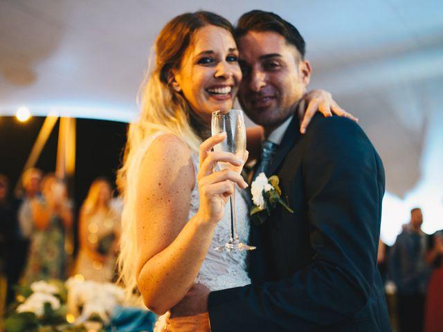 Il matrimonio di Mattia e Cristina a Ameglia, La Spezia 144