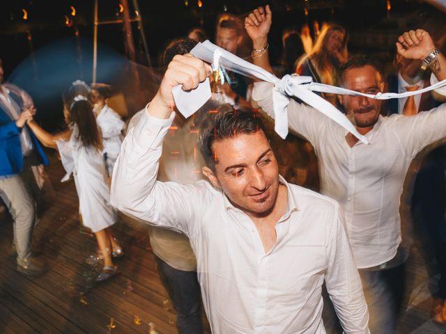 Il matrimonio di Mattia e Cristina a Ameglia, La Spezia 155