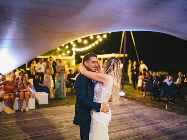 Il matrimonio di Mattia e Cristina a Ameglia, La Spezia 156