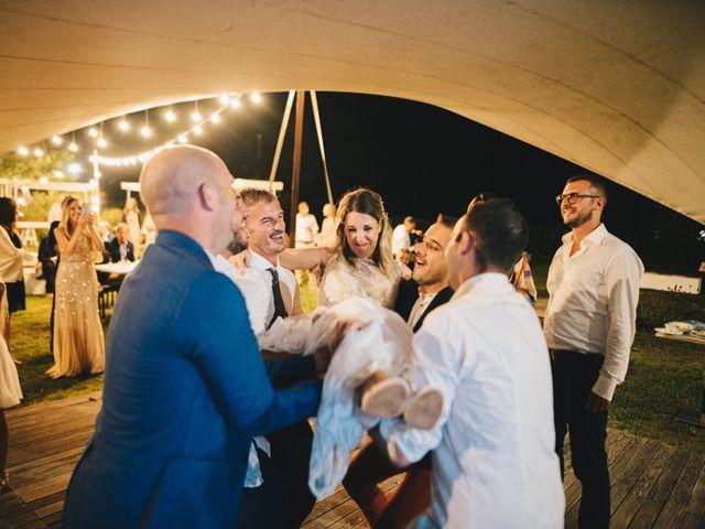 Il matrimonio di Mattia e Cristina a Ameglia, La Spezia 161