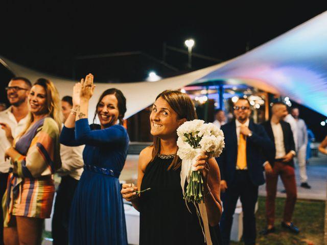 Il matrimonio di Mattia e Cristina a Ameglia, La Spezia 165