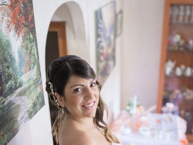 Il matrimonio di Debora e Nello a Aprilia, Latina 5