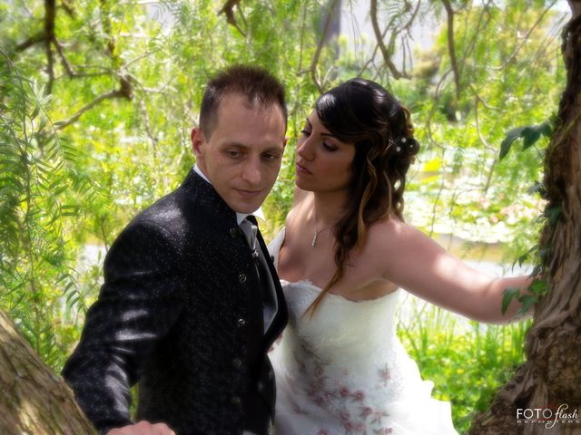 Il matrimonio di Debora e Nello a Aprilia, Latina 15