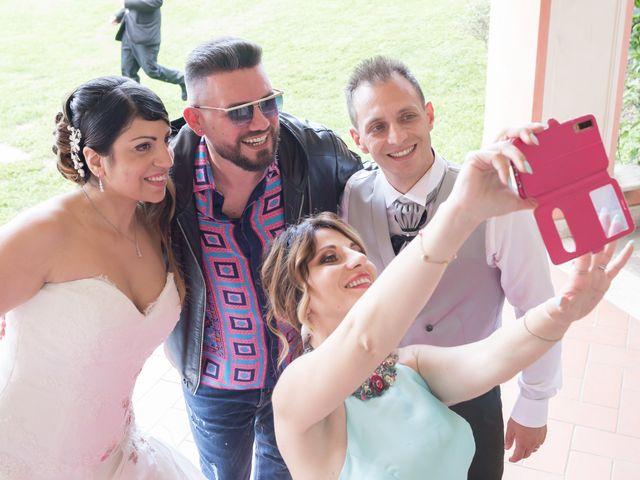 Il matrimonio di Debora e Nello a Aprilia, Latina 17