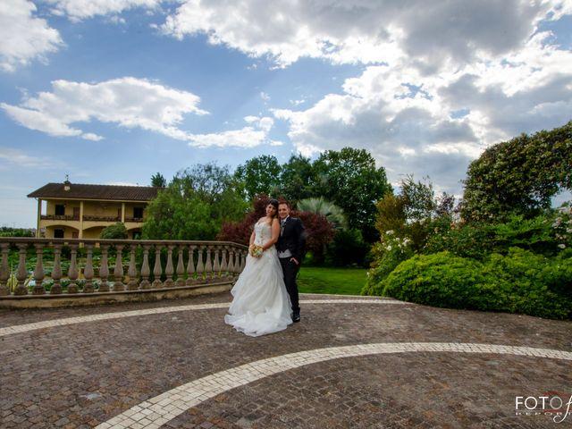 Il matrimonio di Debora e Nello a Aprilia, Latina 18