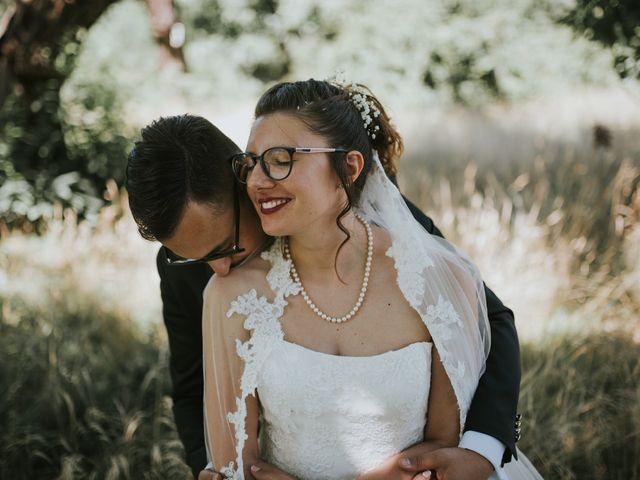 Le nozze di Caterina e Fabio
