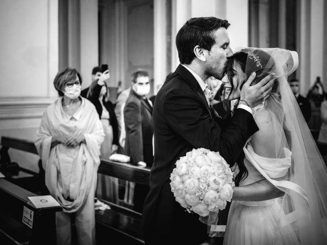 Il matrimonio di Maria Chiara e Raffaele a Vico Equense, Napoli 23