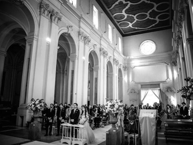 Il matrimonio di Maria Chiara e Raffaele a Vico Equense, Napoli 26