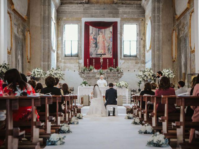 Il matrimonio di Maria Chiara e Raffaele a Vico Equense, Napoli 27