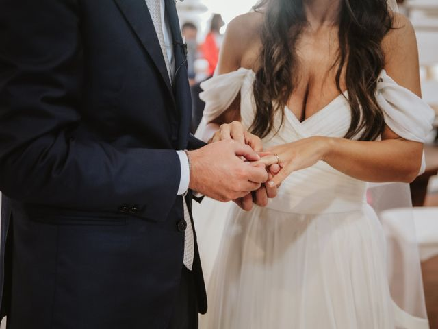 Il matrimonio di Maria Chiara e Raffaele a Vico Equense, Napoli 28
