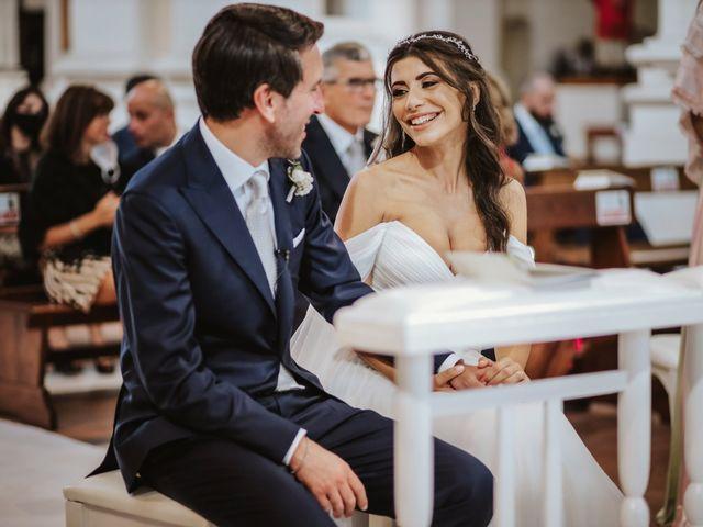 Il matrimonio di Maria Chiara e Raffaele a Vico Equense, Napoli 29
