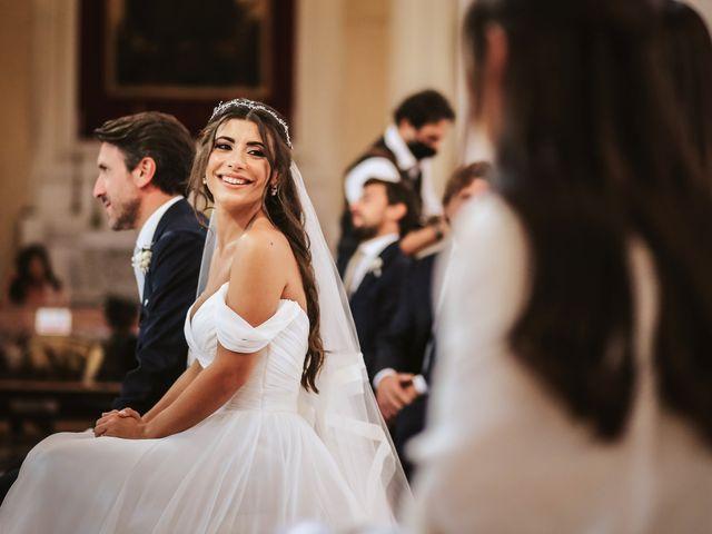 Il matrimonio di Maria Chiara e Raffaele a Vico Equense, Napoli 31