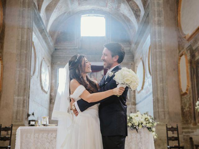 Il matrimonio di Maria Chiara e Raffaele a Vico Equense, Napoli 32