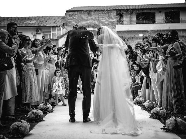 Il matrimonio di Maria Chiara e Raffaele a Vico Equense, Napoli 34