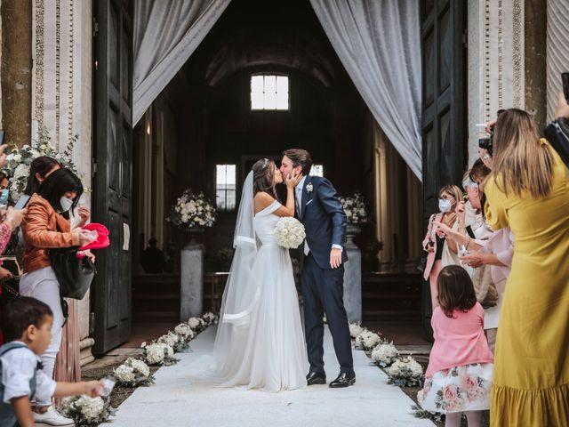 Il matrimonio di Maria Chiara e Raffaele a Vico Equense, Napoli 35