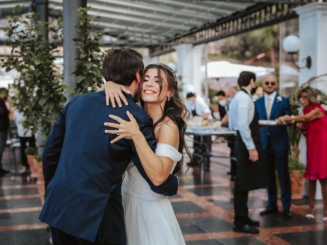 Il matrimonio di Maria Chiara e Raffaele a Vico Equense, Napoli 37