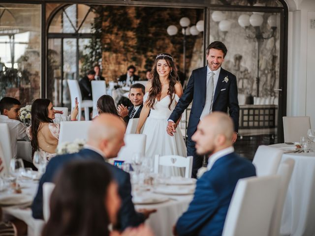 Il matrimonio di Maria Chiara e Raffaele a Vico Equense, Napoli 42