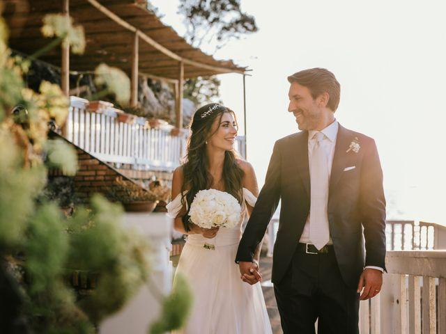 Il matrimonio di Maria Chiara e Raffaele a Vico Equense, Napoli 43
