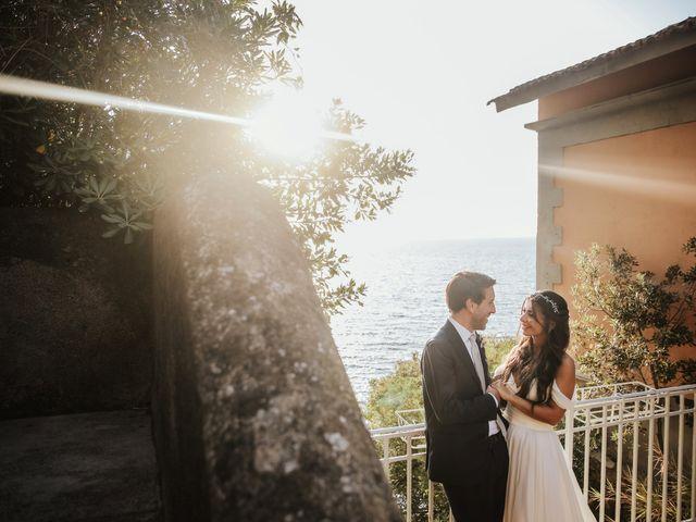 Il matrimonio di Maria Chiara e Raffaele a Vico Equense, Napoli 44