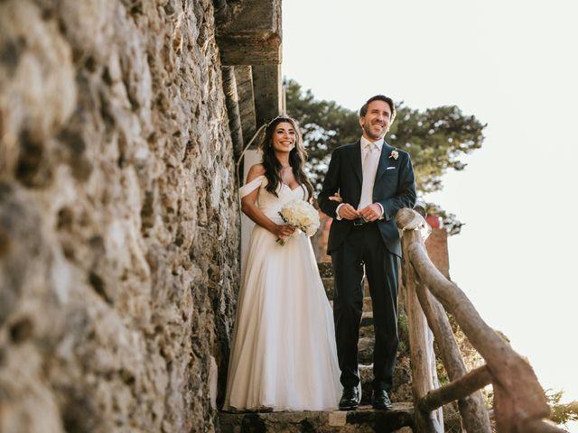 Il matrimonio di Maria Chiara e Raffaele a Vico Equense, Napoli 45