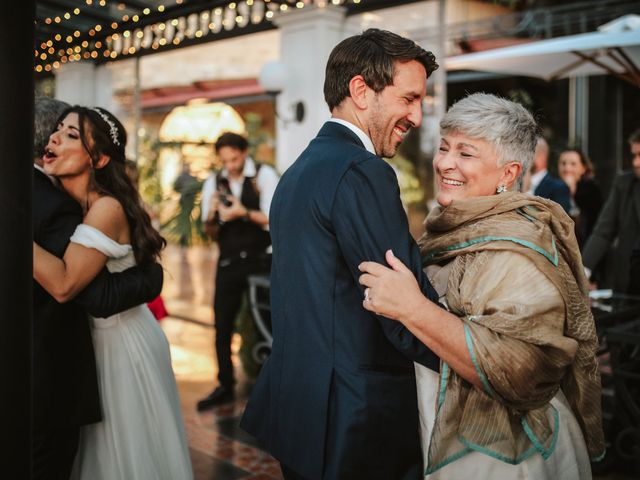 Il matrimonio di Maria Chiara e Raffaele a Vico Equense, Napoli 49