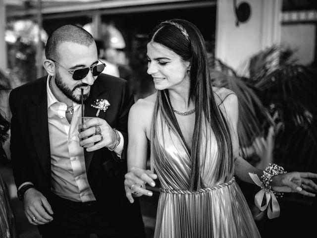 Il matrimonio di Maria Chiara e Raffaele a Vico Equense, Napoli 59