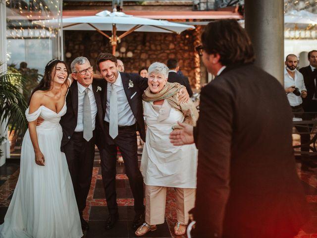 Il matrimonio di Maria Chiara e Raffaele a Vico Equense, Napoli 60